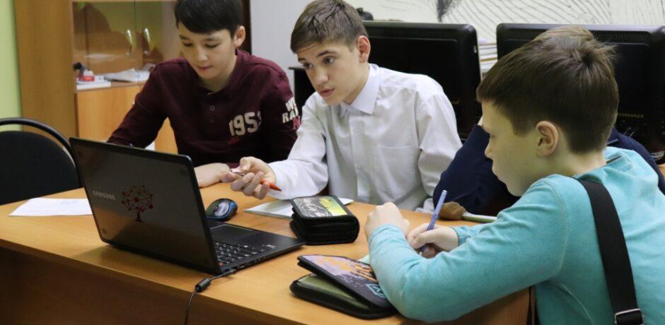 Открыт набор на дистанционные курсы для школьников