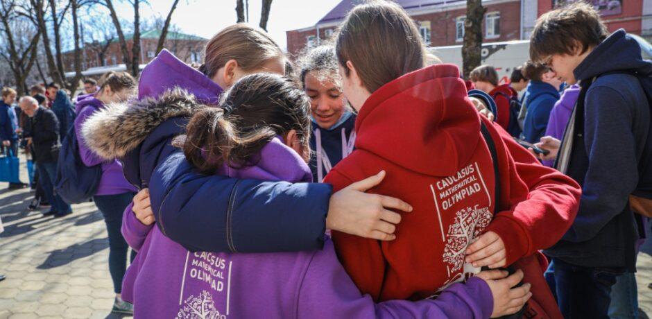 Подведены итоги VI Кавказской математической олимпиады
