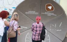 Экскурсия в математический парк КМЦ Агу